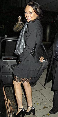 WORLD-LY VIEW  photo | Lindsay Lohan