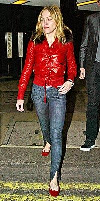 RED ALERT photo | Madonna