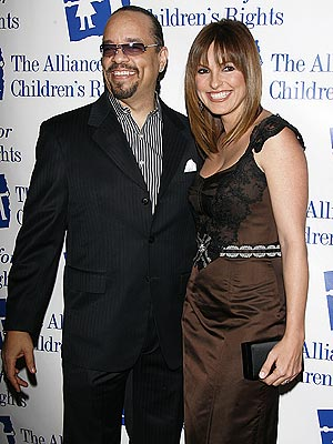 PARTNERS IN CRIME  photo | Ice-T, Mariska Hargitay