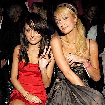 SHARING IS CARING photo | Nicole Richie, Paris Hilton