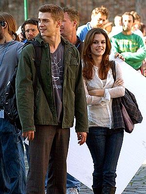 HOLDING PATTERN photo | Hayden Christensen, Rachel Bilson