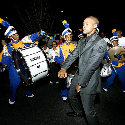 DRUM LINE photo | Will Smith