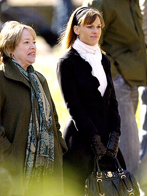 BACK IN ACTION photo | Hilary Swank, Kathy Bates