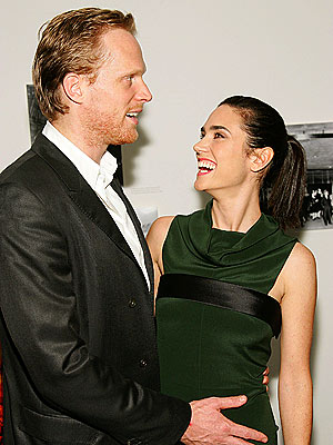 NATURAL SPARKLE  photo | Jennifer Connelly, Paul Bettany