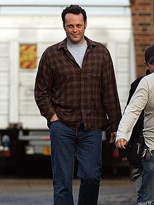 IT'S CHECKS, MATE photo | Vince Vaughn