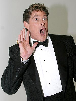 Hasselhoff moves to Ning!