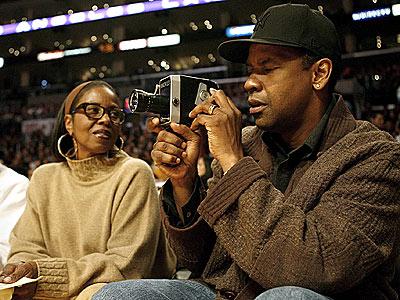 IN FOCUS  photo   Denzel Washington
