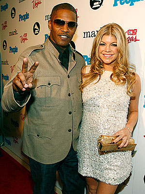 IT TAKES TWO photo | Fergie, Jamie Foxx