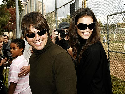 SOCIAL WHIRL photo | Katie Holmes, Tom Cruise