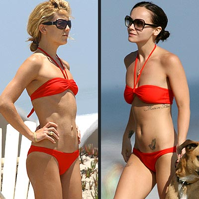 KATE VS. CHRISTINA photo | Christina Ricci, Kate Hudson
