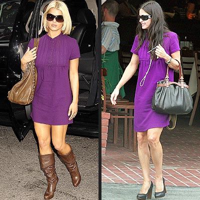 JESSICA VS. COURTENEY  photo | Courteney Cox, Jessica Simpson
