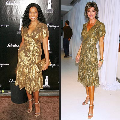 GARCELLE VS. LISA  photo | Garcelle Beauvais-Nilon, Lisa Rinna