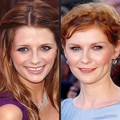 FRAME UP photo | Kirsten Dunst, Mischa Barton