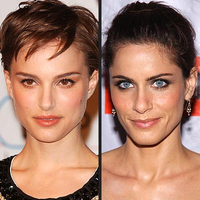 SMOOTH MOVES photo | Amanda Peet, Natalie Portman