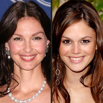 MAKING A POINT photo | Ashley Judd, Rachel Bilson
