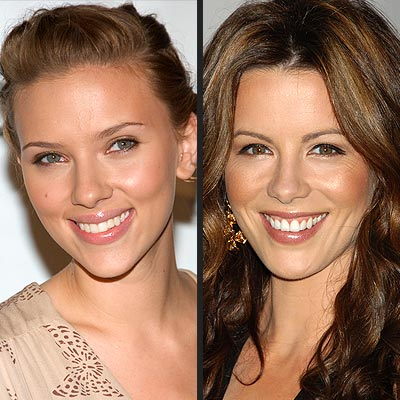 WELL ROUNDED photo | Kate Beckinsale, Scarlett Johansson
