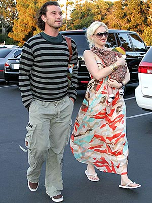 GWEN STEFANI AND GAVIN ROSSDALE photo | Gavin Rossdale, Gwen Stefani