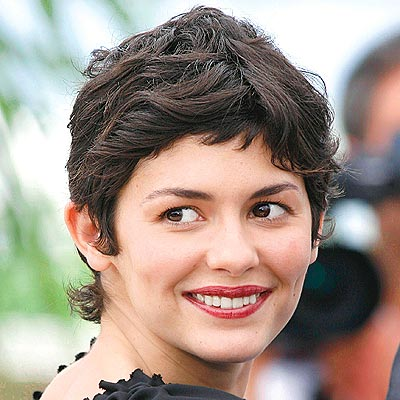 photo | Audrey Tautou