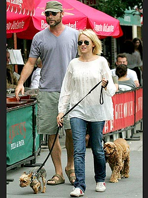 DASHING DUO photo | Liev Schreiber, Naomi Watts