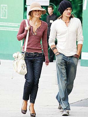 KEIRA KNIGHTLEY &RUPERT FRIEND photo | Keira Knightley, Rupert Friend