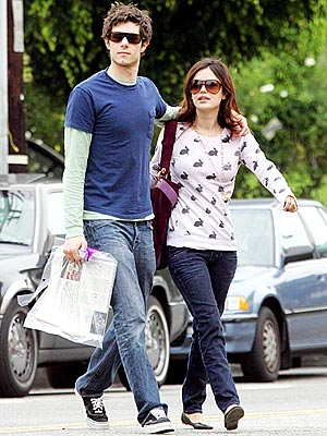 RACHEL BILSON &ADAM BRODY photo | Adam Brody, Rachel Bilson