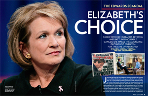 The Edwards Scandal: Elizabeth&#39;s Choice