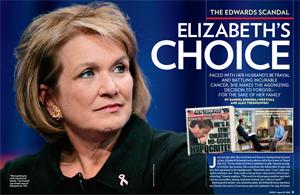 The Edwards Scandal: Elizabeth's Choice