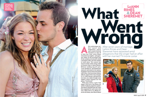 Leann Rimes & Dean Sheremet What Went Wrong