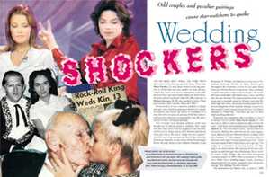 Wedding Shockers