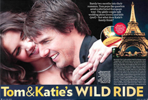 Tom & Katies's Wild Ride
