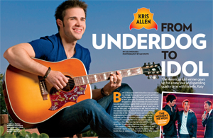 Kris Allen From Underdog to Idol