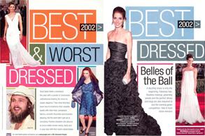 Best Dressed 2002