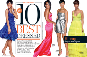 The 10 Best Dressed