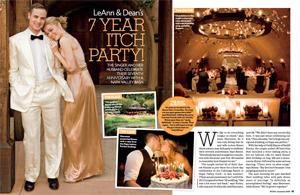 LeAnn & Dean's 7 Year Itch Party!