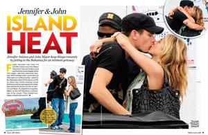 Jennifer & John Island Heat