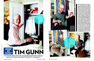 Tim Gunn's Close Quarters