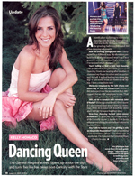 Kelly Monaco: Dancing Queen