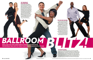 Ballroom Blitz!