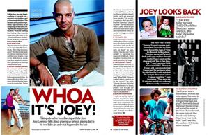 Whoa, It's Joey!
