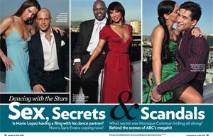 Sex, Secrets & Scandals