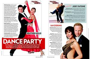 Heather Mills Dance Party