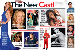 The New Cast!