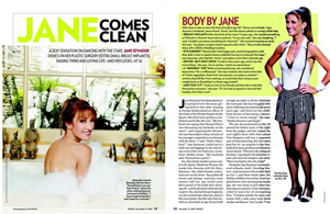 Jane Comes Clean