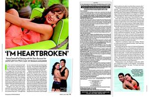 'I'm Heartbroken'