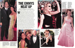 The Emmys Heat Up