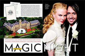 Nicole & Keith's Magic Night