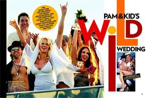 Pam & Kid's Wild Wedding