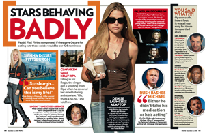 Stars Behaving Badly