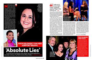 Nikki Blonsky on Her Airport Brawl 'Absolute Lies'