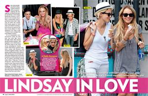 Lindsay in Love